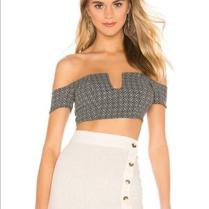 NWT Free People Lucky Now Crop Top size Small